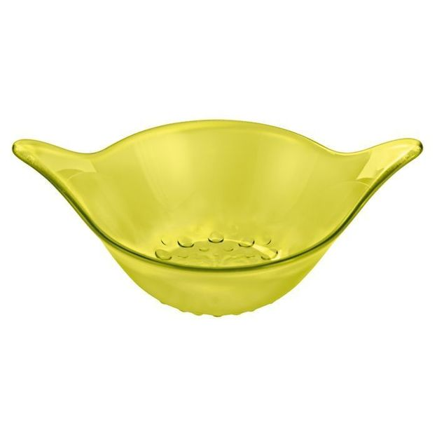 Coupelle 200ml LEAF S vert olive transp. von Koziol