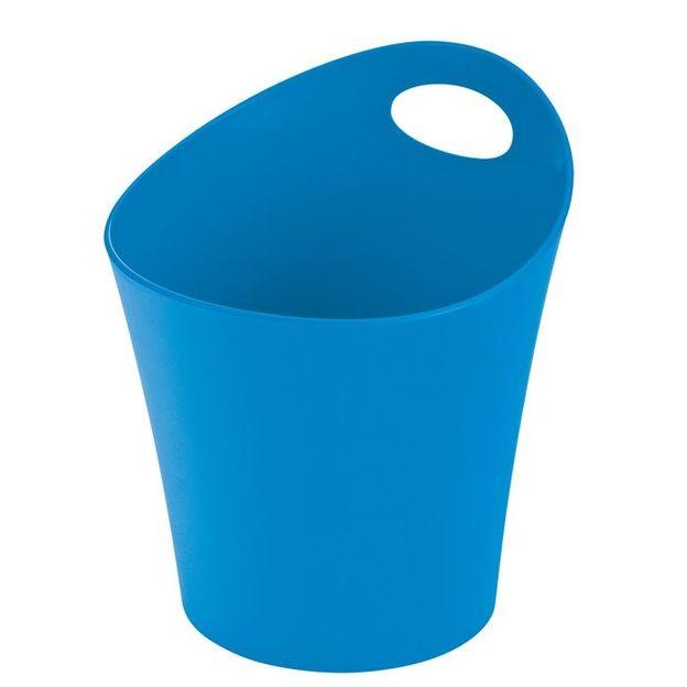 Gobelet à découpes POTTICHELLI L bleu des caraïibes opaque von Koziol