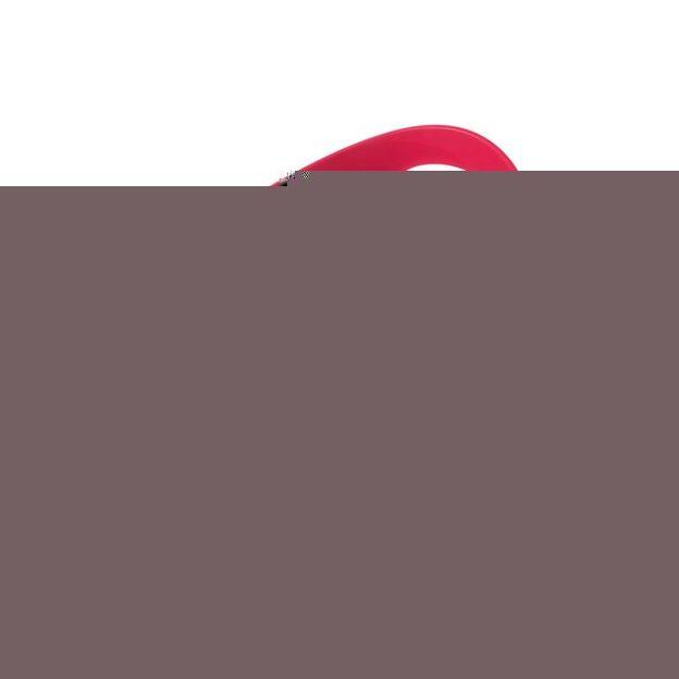 Gobelet à découpes POTTICHELLI M rouge framboise opaque von Koziol