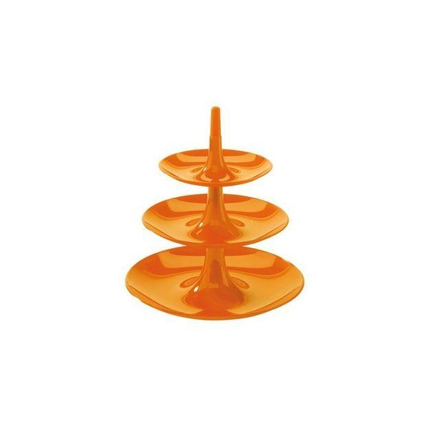 Etagere Mini-Babell orange von Koziol