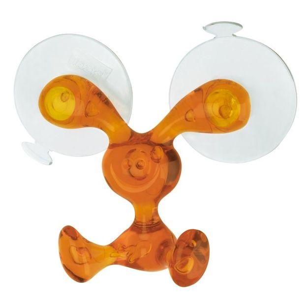 Wandhaken Bunny orange von Koziol