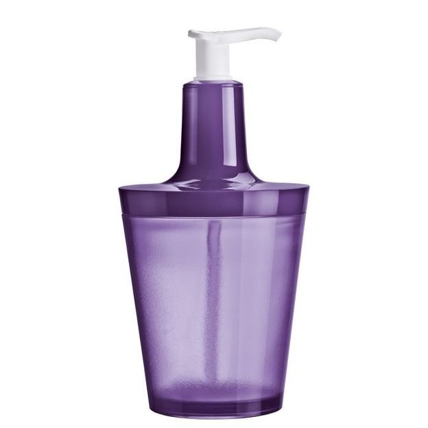 Distributeur de savon liquide Flow de Koziol