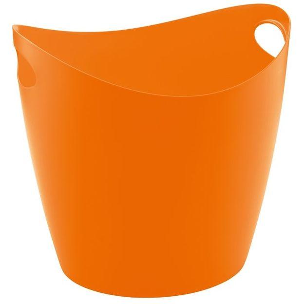 Zuber Bottichelli XL orange von Koziol