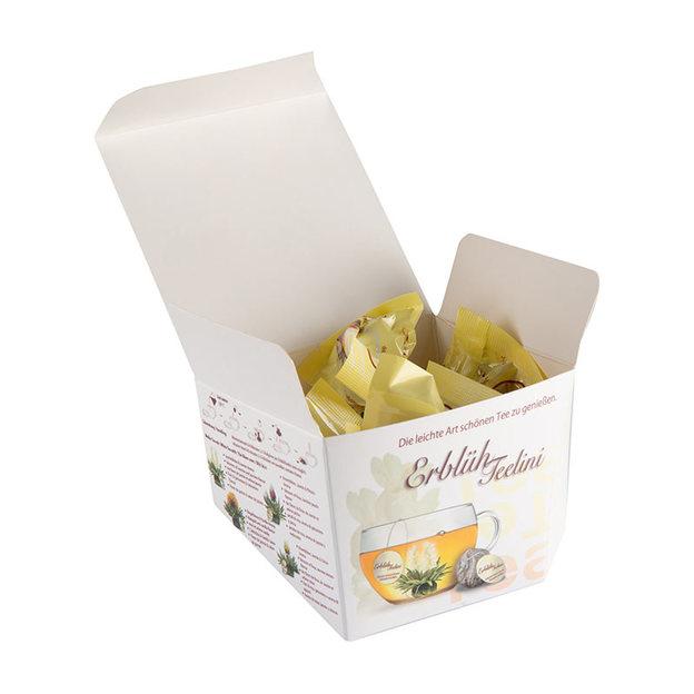 Fleurs de thé Teelini 8 pièces