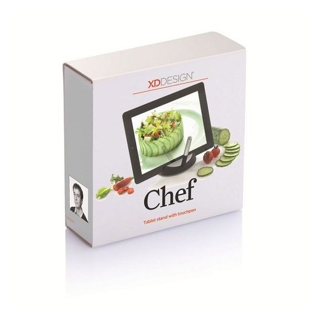 Support Chef de cuisine pour Tablette tactile