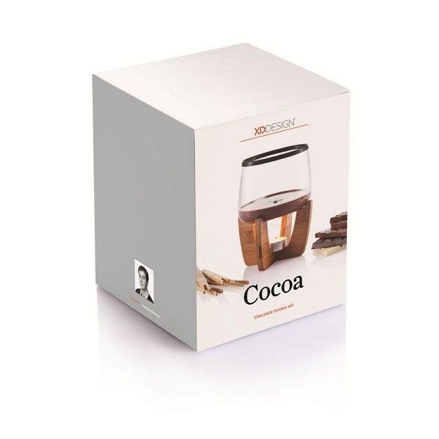 Set fondue au chocolat Cocoa