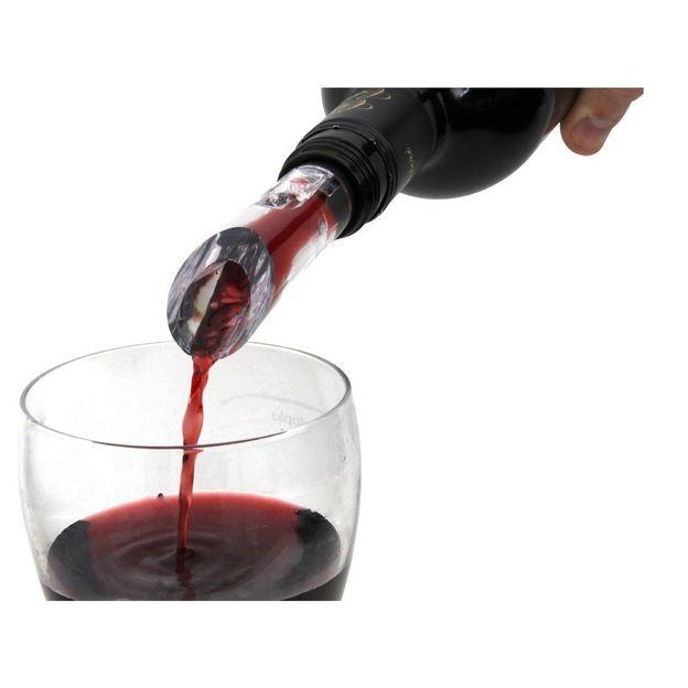 Bouchon aération de vin