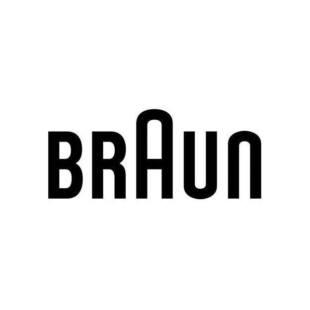 Braun Wanduhr