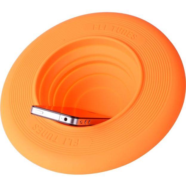 Fli-Tunes amplificateur frisbee