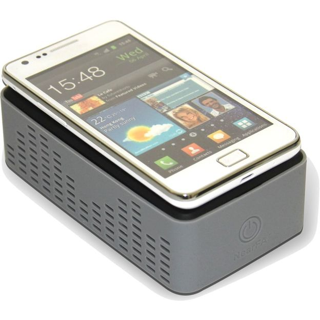 Smartphone Lautsprecher Touch