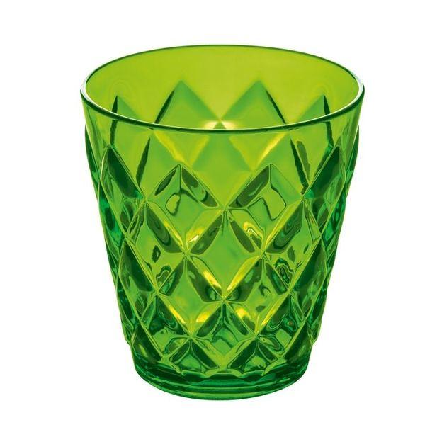 Becher 200ml Crystal S grün von Koziol