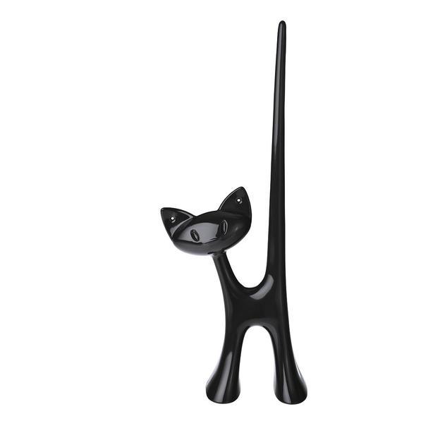 Miaou Ringhalter von Koziol schwarz