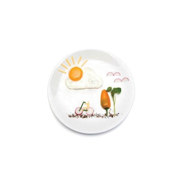 Eierform Sonne