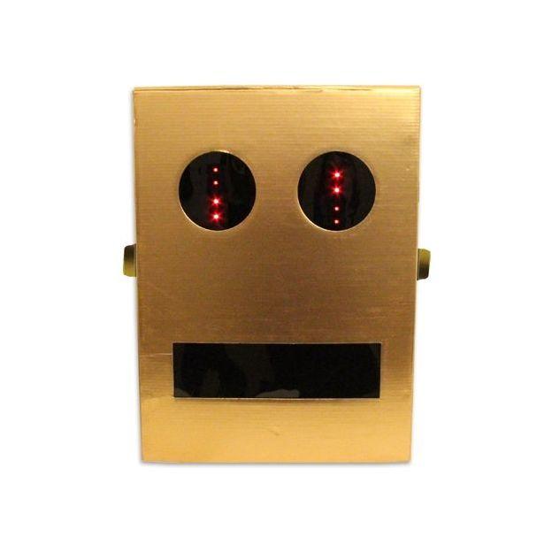 Shuffling Robot Head