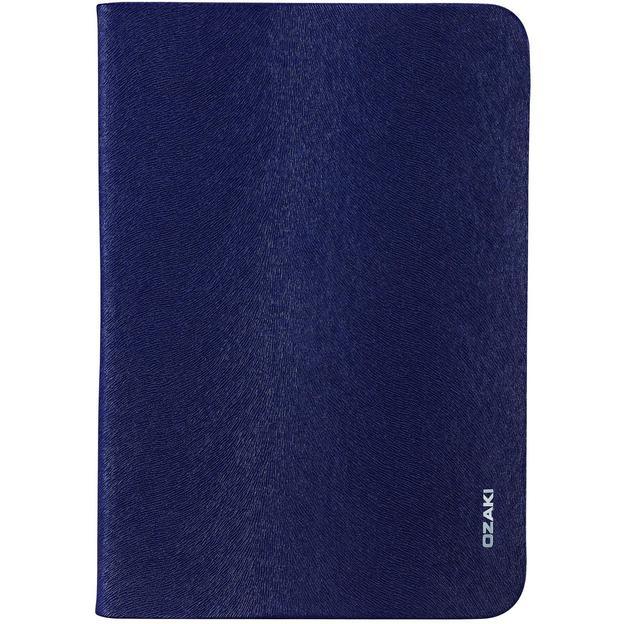 Ozaki iCoat iPad Mini Schutzhülle Notebook + blau