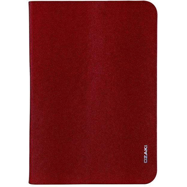 Ozaki iCoat iPad Mini Schutzhülle Notebook + rot