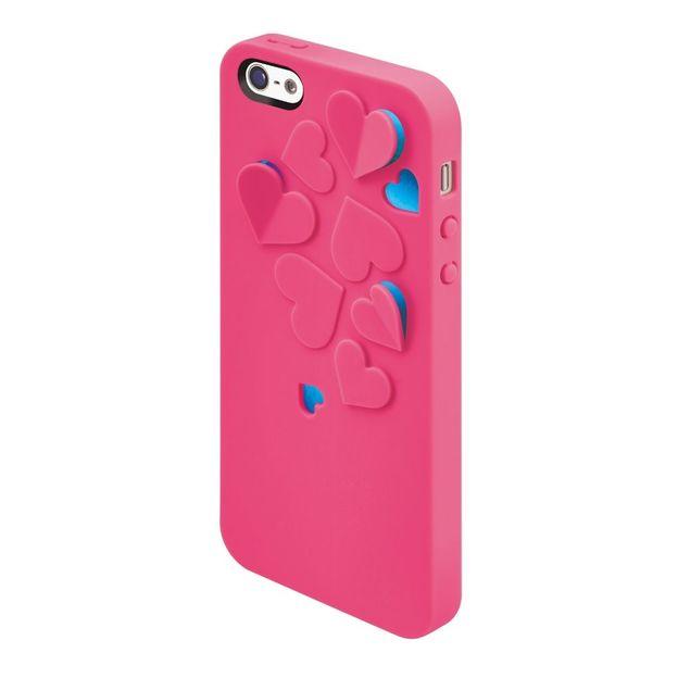Coque Iphone 5 SwitchEasy Kirigami Hot Love