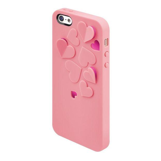 Coque Iphone 5 SwitchEasy Kirigami Sweet Love