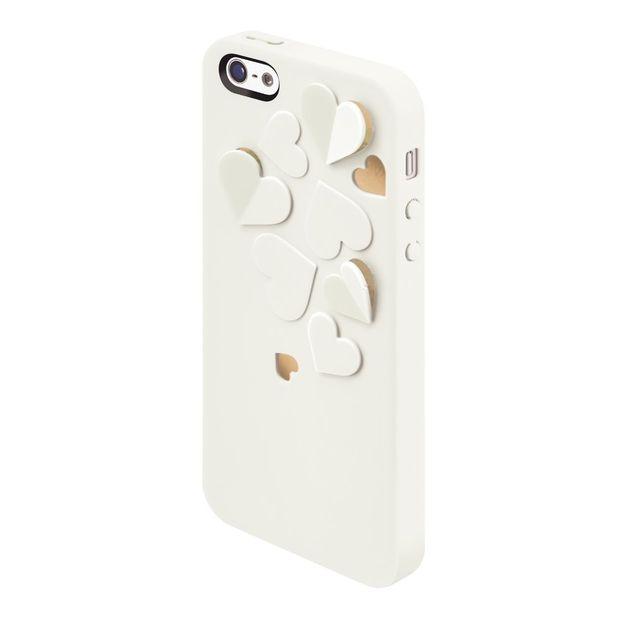 Coque Iphone 5 SwitchEasy Kirigami Pure Love