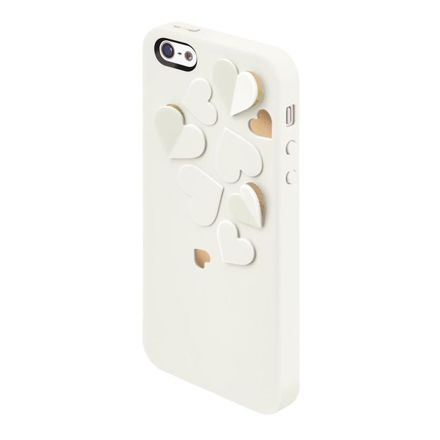 Coque Iphone 5 SwitchEasy Kirigami Pure Love