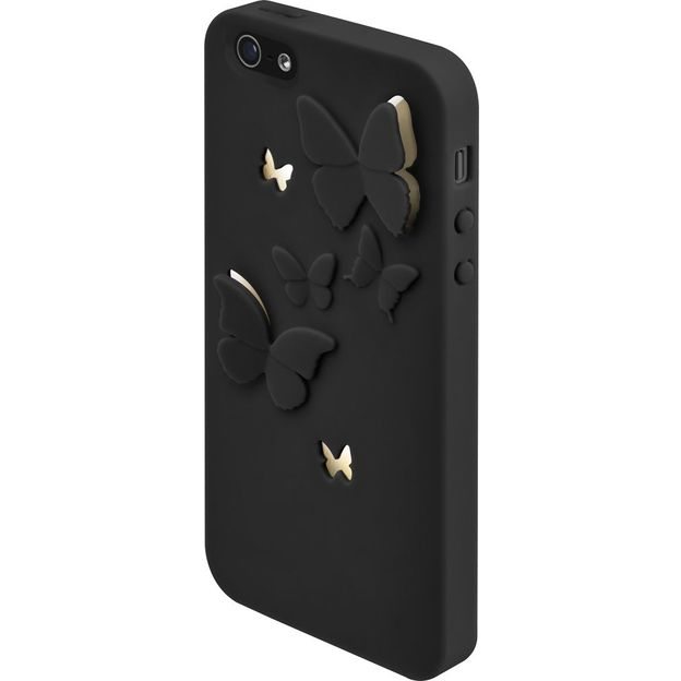 Switcheasy iPhone 5/5S Schutzhülle Kirigami Night Wings