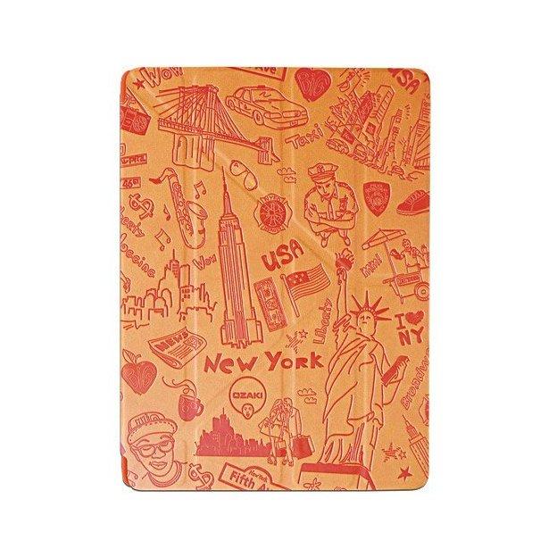 Protection iPad 4 iCoat Travel New York
