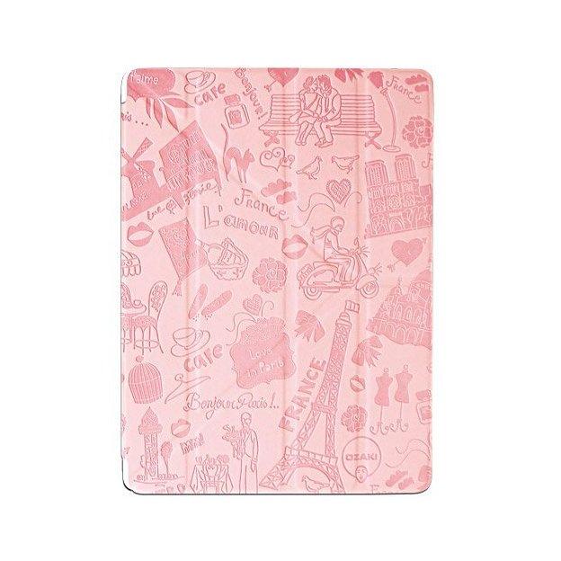 Protection iPad 4 iCoat Travel Paris