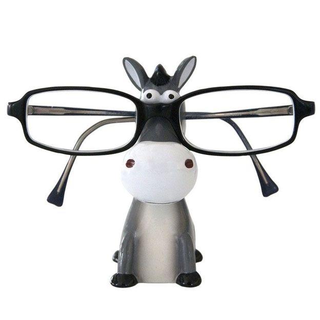 Brillenhalter Esel