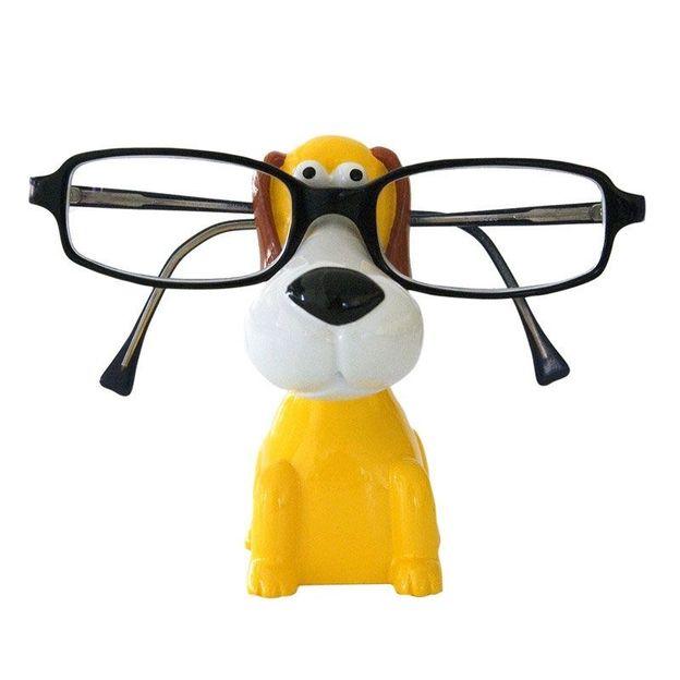 Brillenhalter Hund