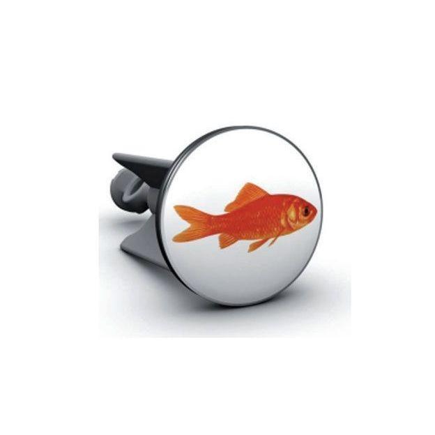 Lavabostöpsel Fisch