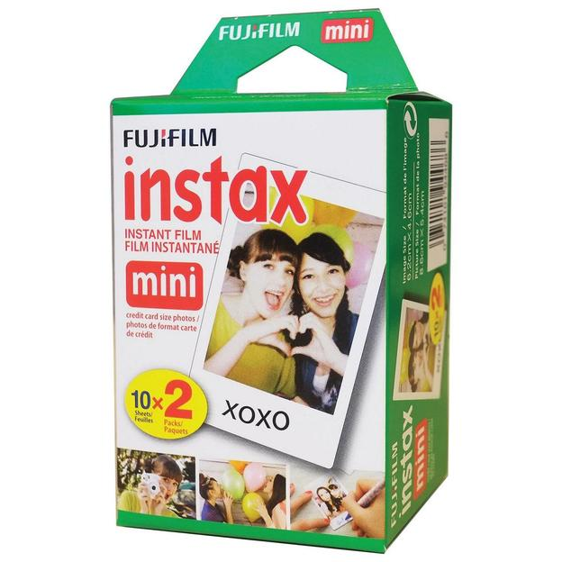 Fujifilm Instax für Mini 8 & 9 - 20er Film