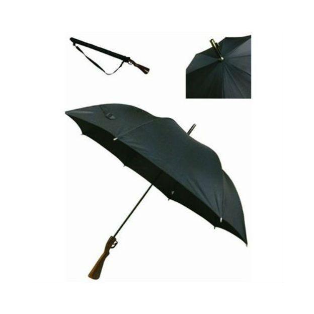 Regenschirm Waffe