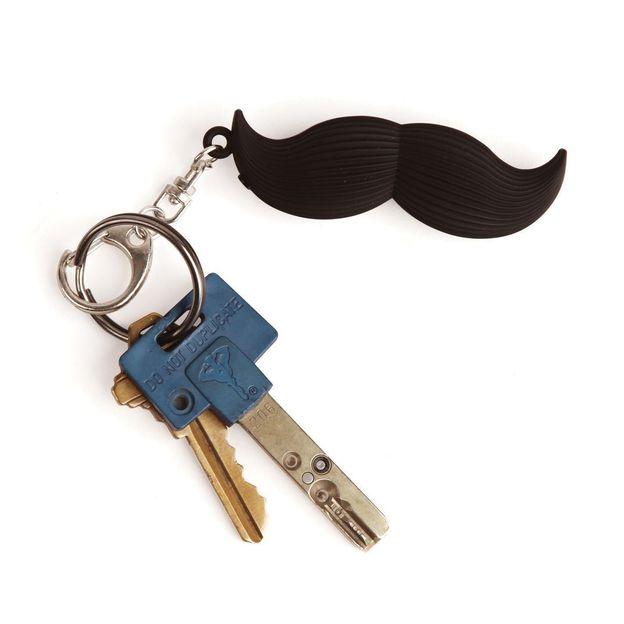 Porte clefs Moustache