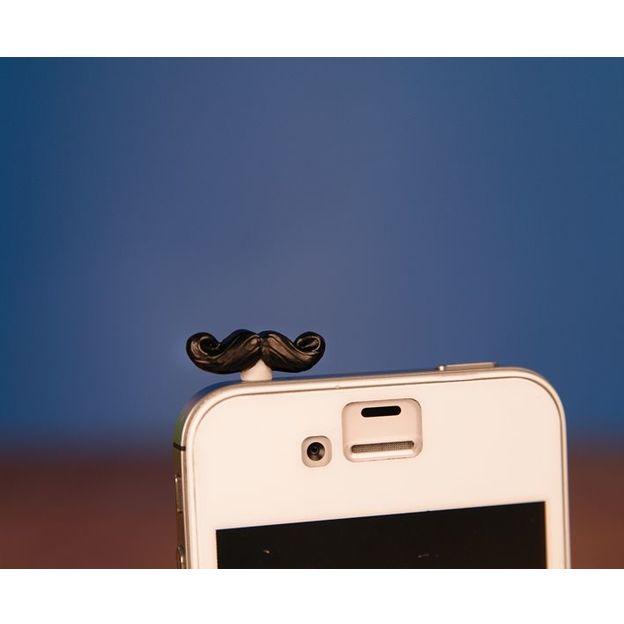 Moustache Phoney Handystecker