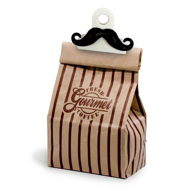 Set de 3 clips Moustache