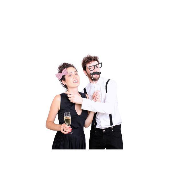 Photo Booth - Accessoires de fête