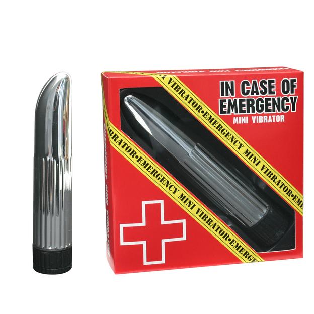Mini-vibromasseur, kit d'urgence