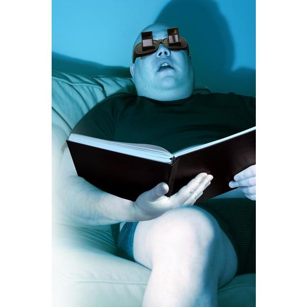 Lunettes Prisme - Lazy Readers