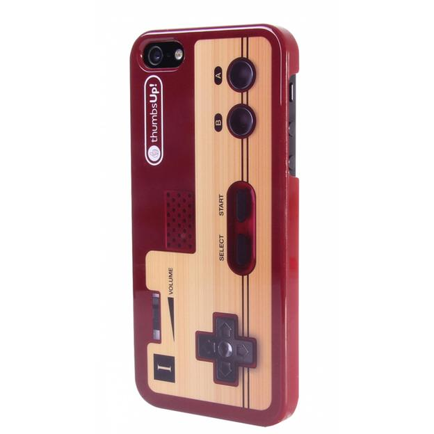 Coque iPhone 5 controller rétro
