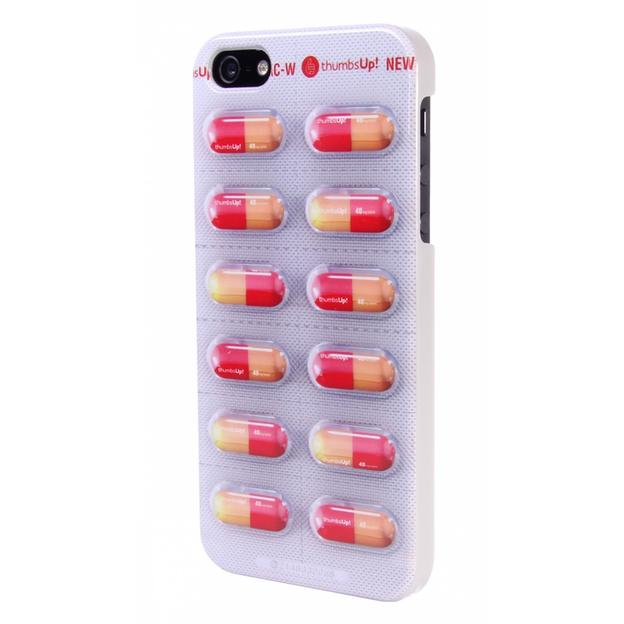 iPhone 5/5S Schutzhülle Tabletten Blister