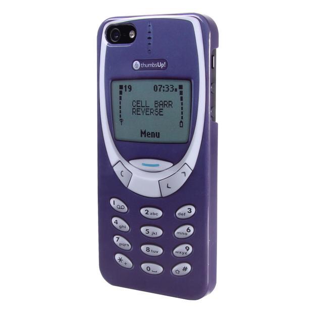 Retro iPhone  5 Schutzhülle