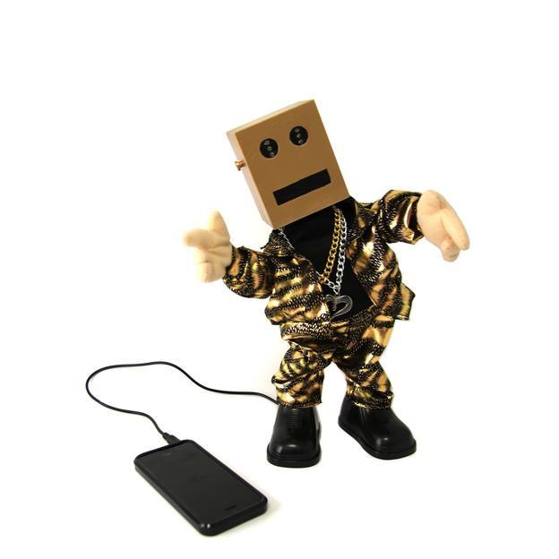 Ampli Robot dansant - Dancing Robot