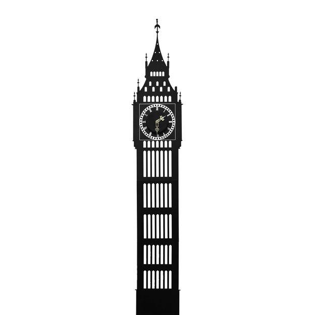 Horloge sticker Big Ben