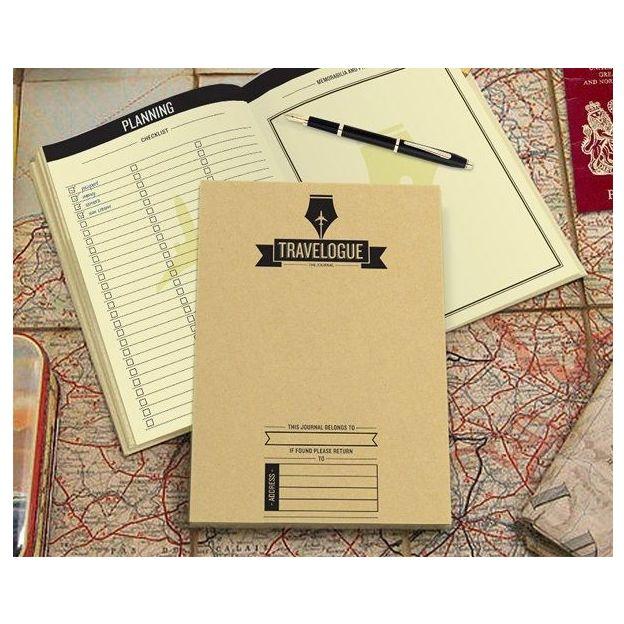 Carnet de voyage Travelogue