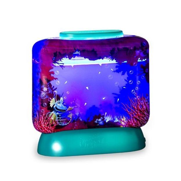Aqua Dragons Deluxe Aquarium mit LED