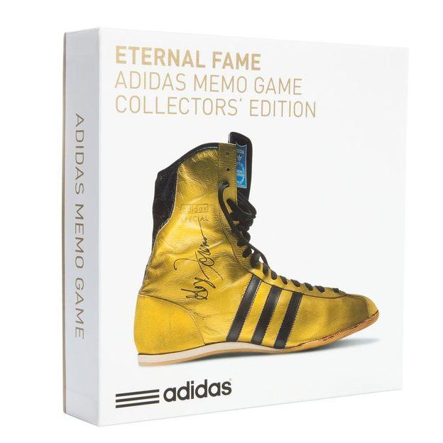 Adidas Memory Spiel - Original Schuhe  der legendärsten Sportler