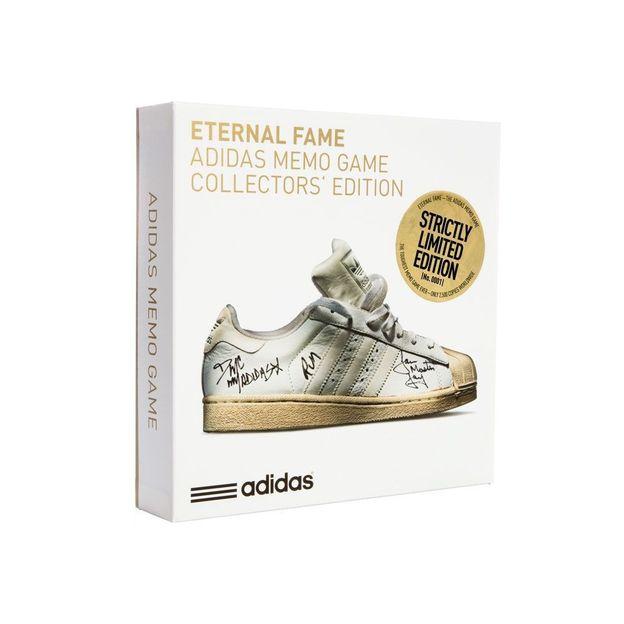 Jeu de mémoire Adidas Légendes de Hip-Hop
