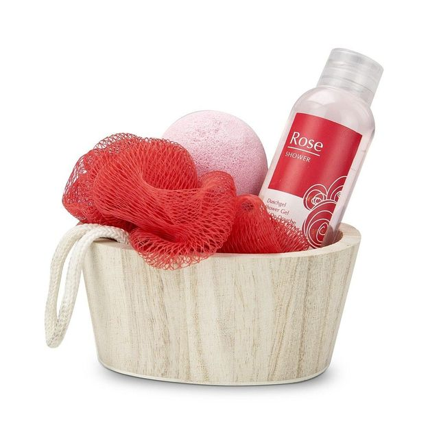 Geschenkset Wellness Red in Balance