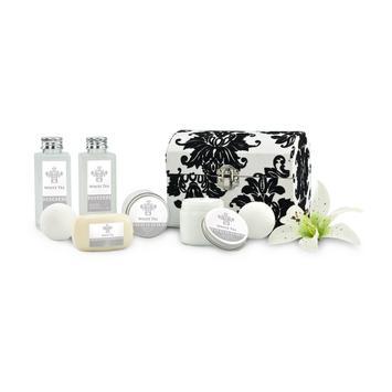 Coffret Cadeau Spa Thé Blanc