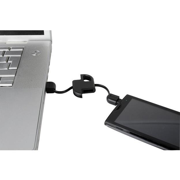 Schlüsselanhänger Android Ladekabel